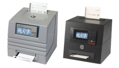 4000 & 4000HD Self-Calculating Time Clock