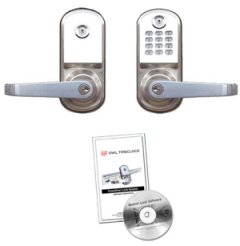 CrossOver Automatic Door Lock Security System